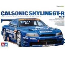 Tamiya - Nissan GT-R Calsonic