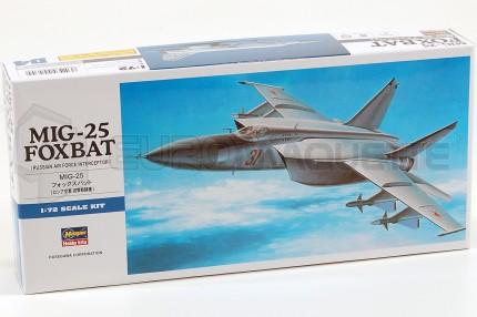 Hasegawa - Mig 25 Foxbat