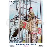 Fly - Bachem Ba 349V Natter