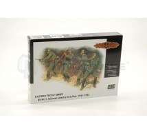 Master Box - German Infanterie 1941/42