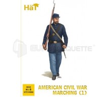 Hat - American Civil War infantry marching (1)