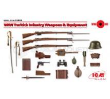 Icm - Trurkish WWI weapons