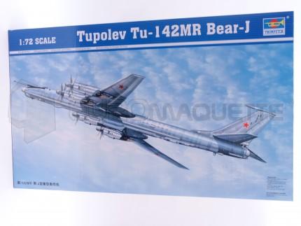 Trumpeter - TU-142 bear-J