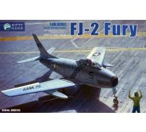 Kitty hawk - FJ-2 Fury
