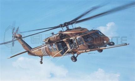 Italeri - MH-60 G Pave Hawk