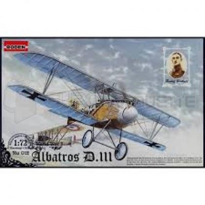 Roden - Albatross D.III