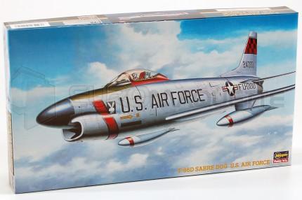 Hasegawa - F-86D Sabre Dog USAF