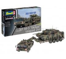 Revell - Elefant & Leopard 2A4