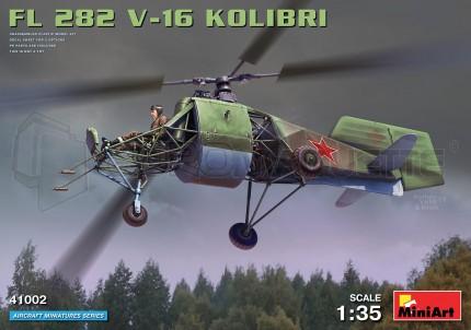 Miniart - FL 282 V-16 Kolibri