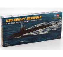Hobby Boss - USS Sea Wolf 1/700