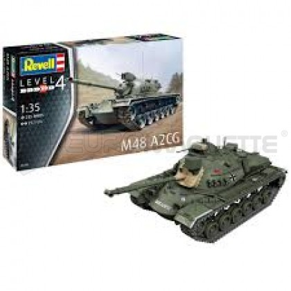 Revell - M48 A2CG
