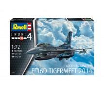Revell - F-16D Tigermeet 2014