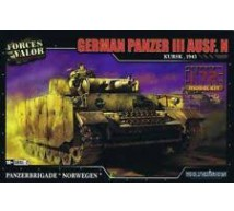 Forces of valor - Pz III ausf N