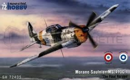 Special hobby - MS 406 C-1