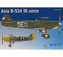 Eduard - Avia B-534 serie III