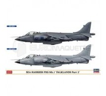 Hasegawa - Combo Sea Harrier Falklands Part 2