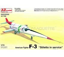 Az model - F-3 Stiletto in service