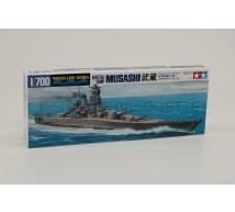 Tamiya - Cuirassé Musashi