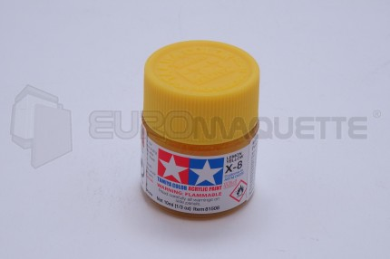Tamiya - Jaune Citron X-8 (pot 10ml)