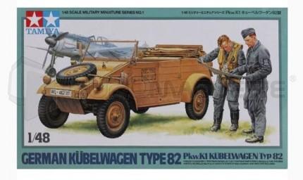 Tamiya - Kübelwagen Type 82