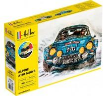 Heller - Coffret Alpine A110 1600S