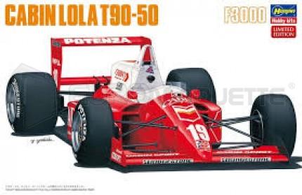Hasegawa - Cabin Lola T90-50 F3000