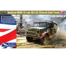 Gecko models - Bedford MWD 15 cwt 4K2 (closed cab)