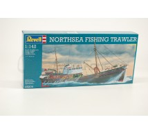 Revell - North Sea Trawler 1/142