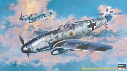Hasegawa - Me -109  G6