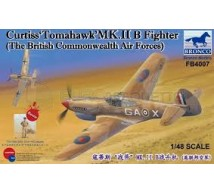 Bronco models - Curtiss Tomahawk Mk IIB RAF