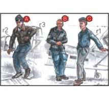 Cmk - Pilote & mécano All. WWII