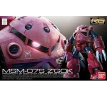Bandai - MSM-07S Z GOCK (0190183)