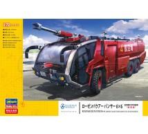 Hasegawa - Rosenbauer 6x6 airport fire truck