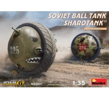 Miniart - Soviet Sharotank