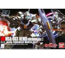 Bandai - HG MSA-003 Nemo Unicorn Vers (0175331)