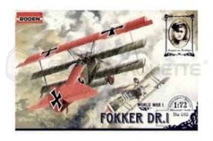 Roden - Fokker DR 1