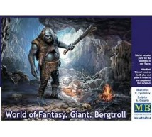 Master box - Giant Bergtroll