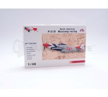Amg - P-51D Racer