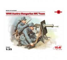 Icm - WWI Autro-Hungarian MG team