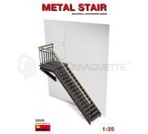 Miniart - Escalier métallique