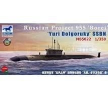 Bronco - SSBN Y Dolgoruky 1/350