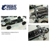 Ebbro - Brabham Honda BT18 F2