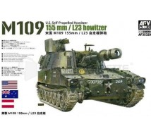 Afv club - M109 155mm L23 SPH