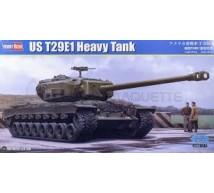 Hobby boss - US T29E1 tank