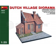 Miniart - Village Hollandais
