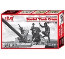 Icm - Soviet tank crew  1979/80