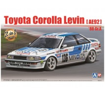 Beemax - Toyota Levin 88 GrA Minolta