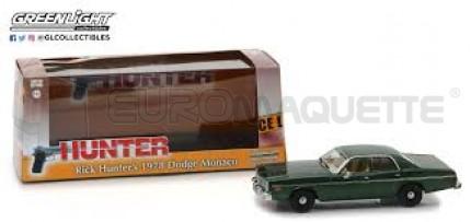 Greenlight - Dodge Monaco Rick Hunter