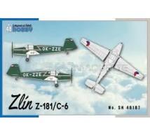 Special hobby - Zlin Z-181/C-6