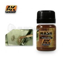Ak interactive - Wash light rust
